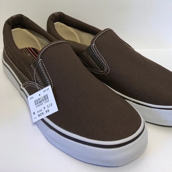 Airwalk Stitch Couture slip on shoes NWT